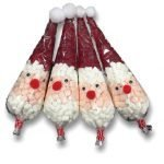 Santa Party Cones Candy Cabin Traditional Online Sweet Shop