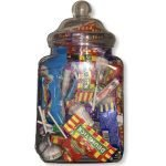 Swizzels Sweet Jar Plain Candy CAbin Traditional Online Sweet Shop