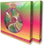 Tropical Fruit Slices Candy Cabin Traditional Online Sweet Shop