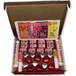 Valentine's Day Gift Box - Candy CAbin Traditional Online Sweet Shop