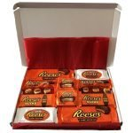Reese's White and Milk Chocolate Hampers - The Candy Cabin Traditional Online Sweet Shop
