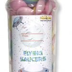 Flying Saucer Jar - The Candy Cabin Ltd Traditional Online Sweet Shop