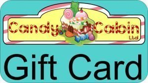 Gift Cards The Candy Cabin Ltd Traditional Online Sweet Shop