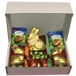 Lindt Easter Hamper Large Candy Cabin Traditional Online Sweet Shop