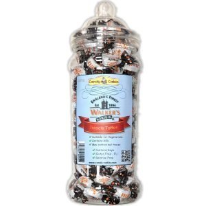 Walkers Toffee Jars Treacle Toffee Candy Cabin Traditional Online Sweet Shop